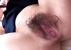Big boobs Miki Uemura staggering sex in romantic scenes  - More at 69avs com