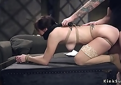 Destined up ex wife rough banged