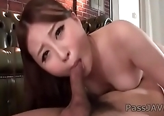 Steamy porn adventure by horny Japanese&nbsp_Rena Arai