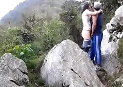 Hiking Fuck 1