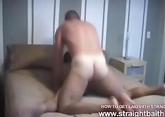 HE LET STRAIGHT STRANGER POUND HIS ASSHOLE www.straightbaithim.com