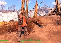 Fallout 4 Sex and War