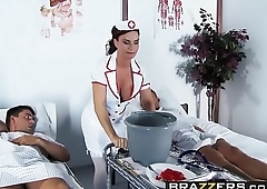 Brazzers - (Diamond Foxxx, Bill Bailey, Toni Ribas) - Double Time