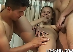 Non-stop dick-riding by a hot beauty in front of cams