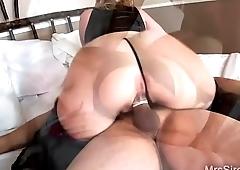 Cowgirl Slutwife Fucks Stranger
