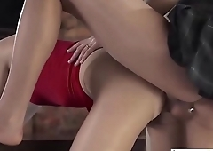 LesbianCUMS.com ⇨ Wild College Lesbian Strapon Hardsex Fucking Doll