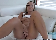 Cougar Step-Mom Wants Son'_s Cock