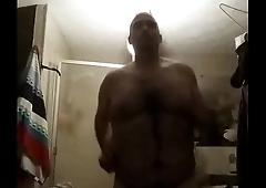 Running nude chub