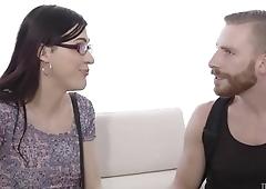 Stefani Special and her EX boyfriend