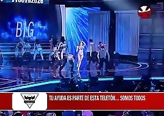 hot and sexy dance most beautiful Sabrina Sosa - Vedeton 2014 [HD 1080]