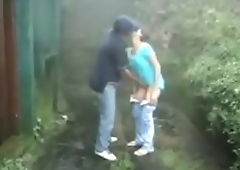 Indian Couple Fuck About The Rain