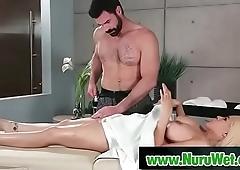 Happy fucking on every side Nuru Massage - CharlesDera &amp_ LunaStar