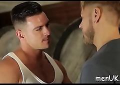 Superlatively good anal romance on web camera