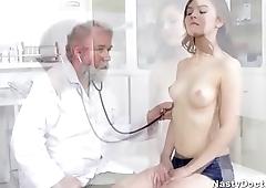 Kinky Slut Loves Aged and Hard Dicks