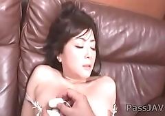 Mizuki Ogawa seduced into having a nasty fuck
