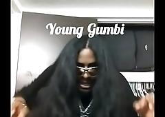 Black Guy !! SUPER SAIYAN!! - Young Gumbi