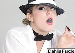 Dahlia Sky hot masturbation fun