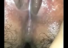 Assamese gf creamy pussy dripping